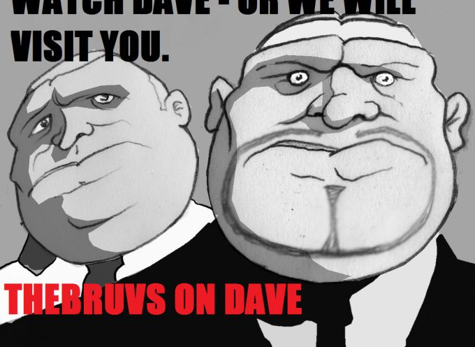 THE BRUVS ON TV – THE COUNTDOWN IS ON…