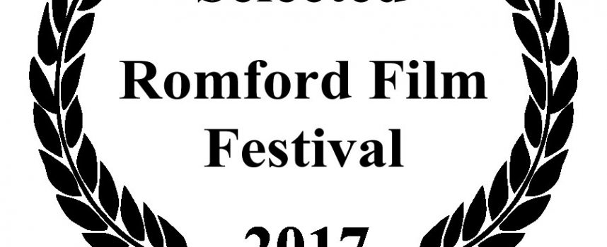 ROMFORD FILM FESTIVAL – HERE WE COME!