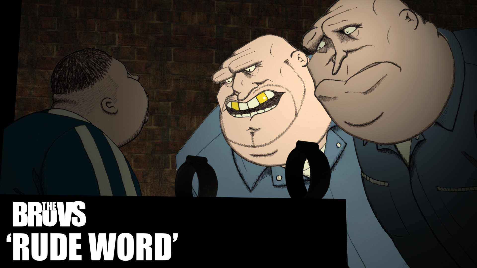 RUDE WORD thumbnail1