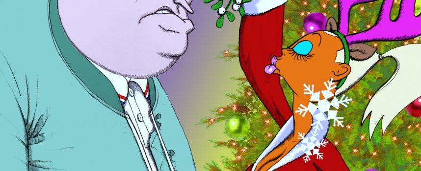 MERRY CHRISTMAS YOU LOT