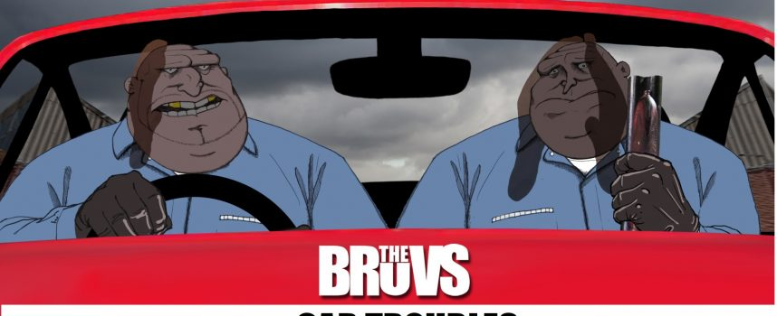 THE BRUVS GO INTERNATIONAL – FOR PRIZES